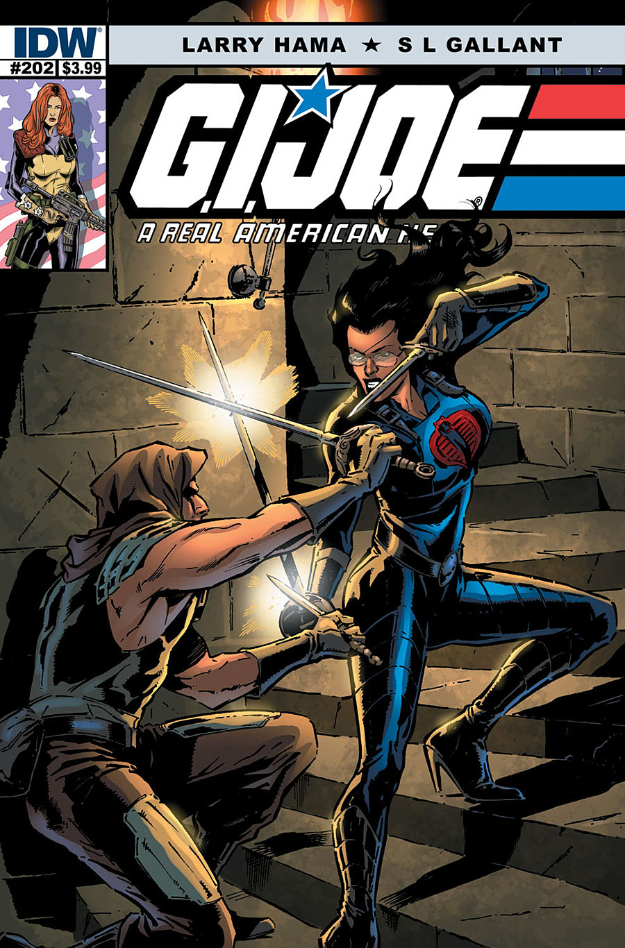 G I Joe A Real American Hero 202 Review Unleash The Fanboy