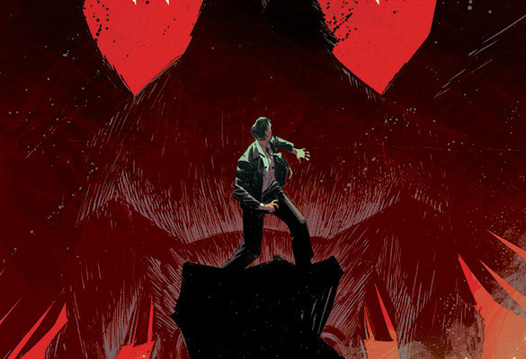 Ghosted #10: Review