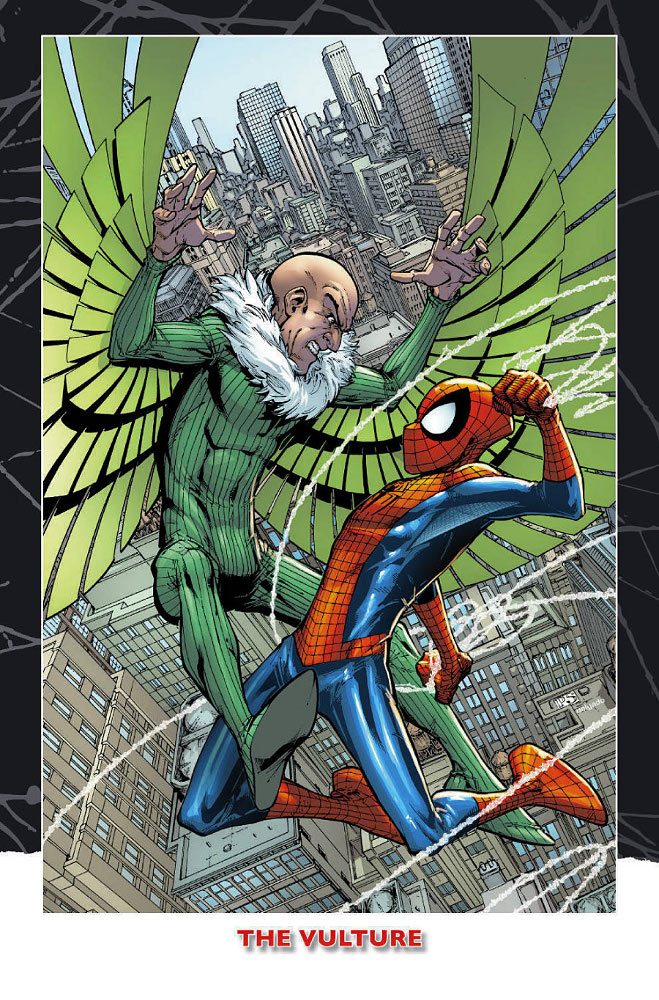 Giant-Size Spider-Man 1_Preview Page