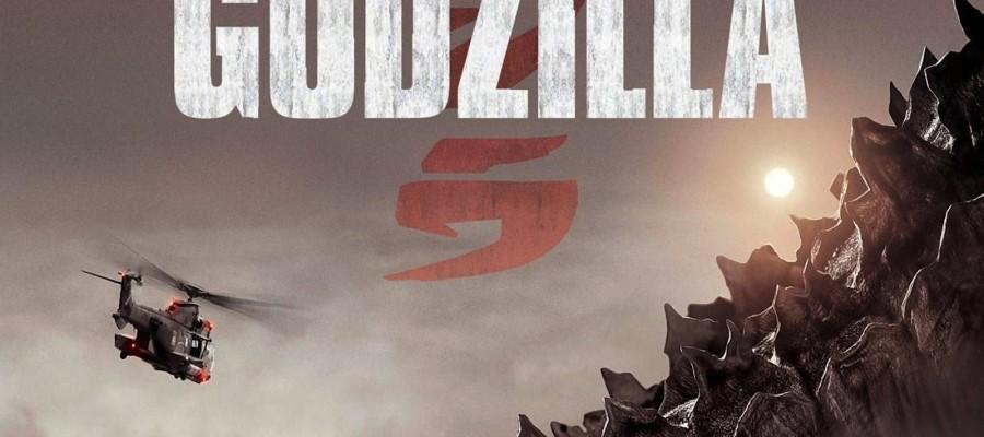 Godzilla Larger Image