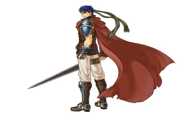 I Like IKE in Next SUPER SMASH BROS. Game!
