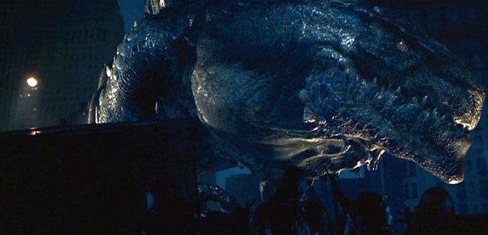 NOT Godzilla