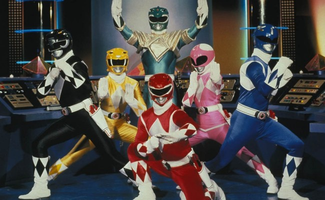 POWER RANGERS Rounds Up Some New Stars