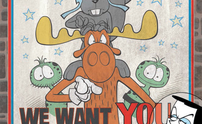 Rocky and Bullwinkle #3: Review