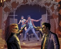 Sinister Dexter #7 Review