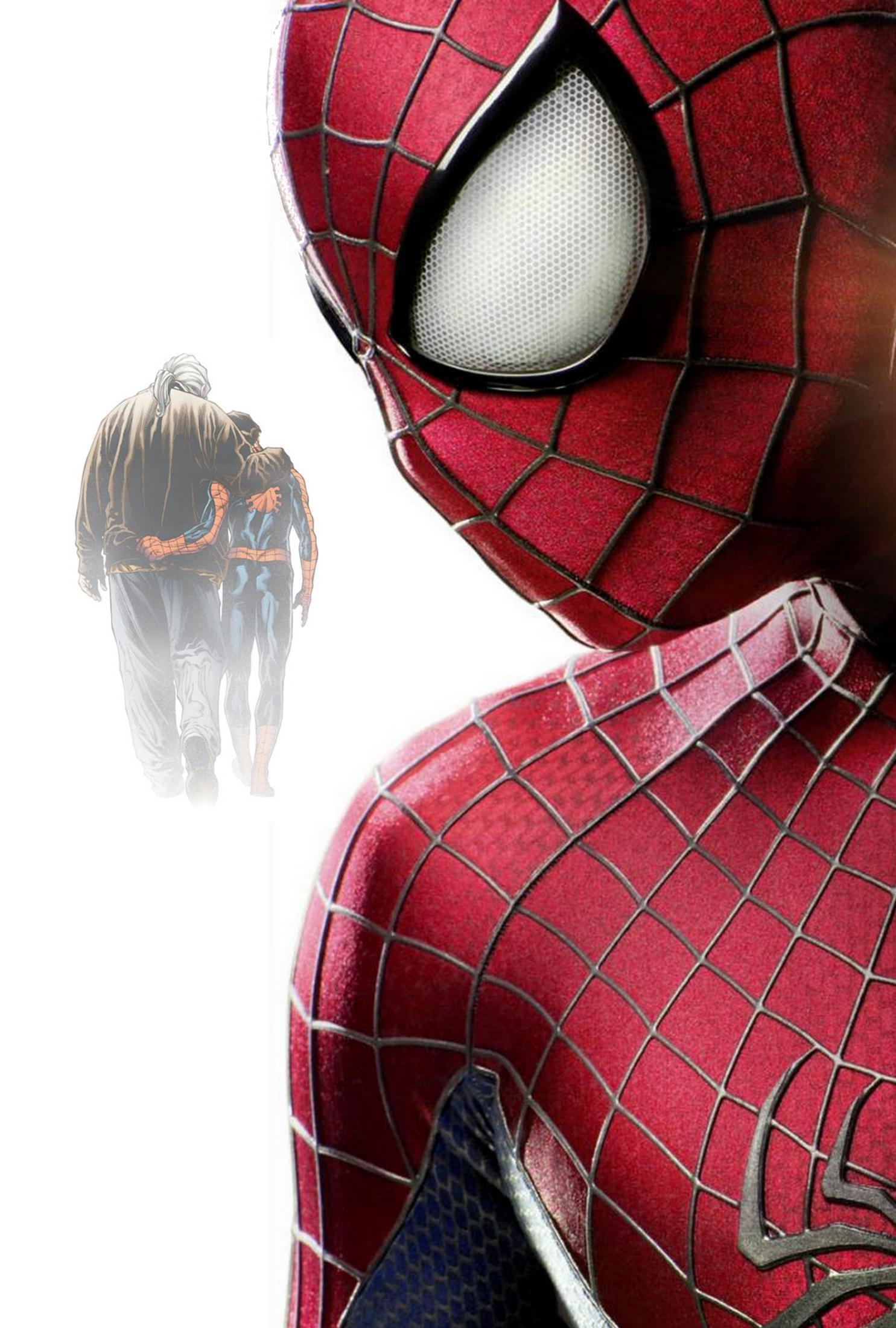 Spider-Man & Uncle Ben