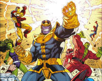 Thanos Annual #1 Review