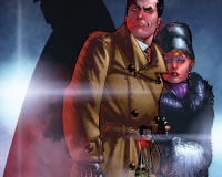 THE SHADOW: MIDNIGHT IN MOSCOW #1 Review
