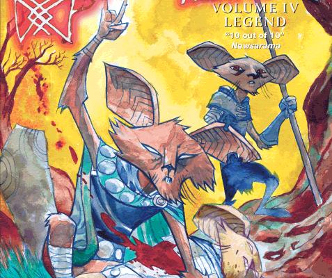 Mice Templar, IV #10: Review
