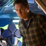 X-Men DOFP Bryan Singer on Set