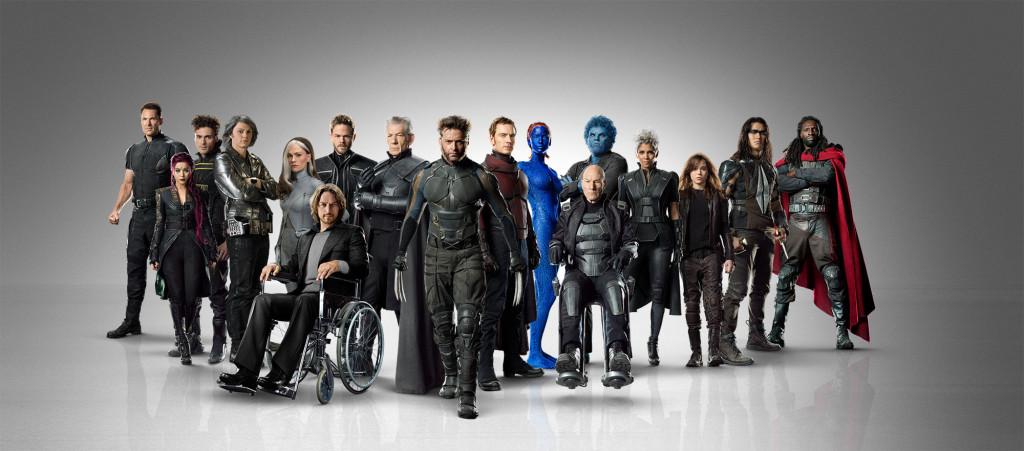 X-Men DOFP Cast