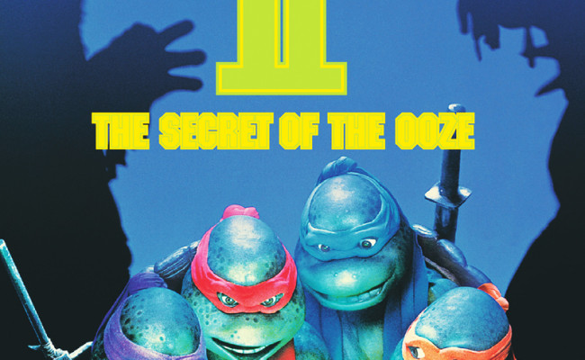 5 characters that Represent How Weak Secret of the Ooze Is