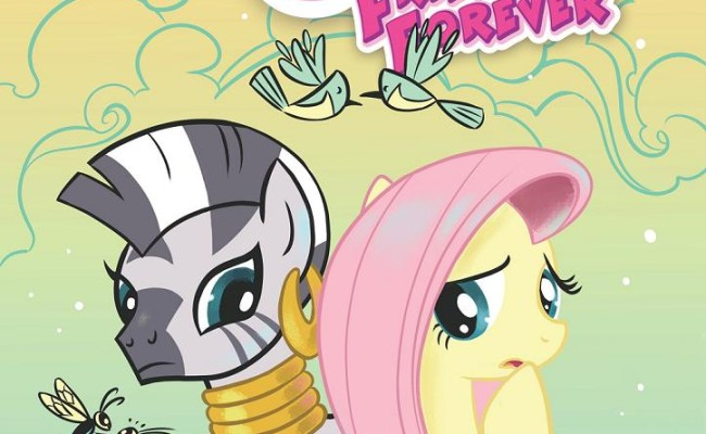 My Little Pony: Friends Forever #5 Review