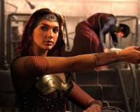 First Wonder Woman Pic!  Gal Gadot Is Fierce