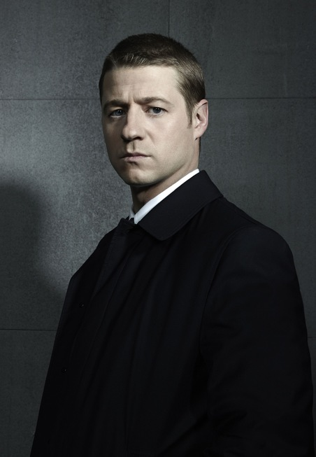 Ben McKenize as James Gordon