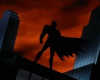 Live-Action BATMAN: THE ANIMATED SERIES Intro