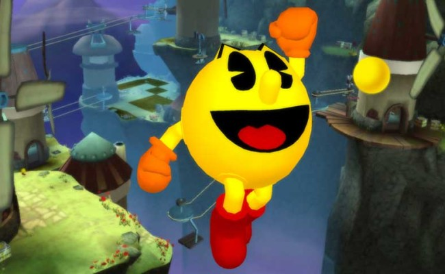 PAC-MAN Chomps the Competition in SUPER SMASH BROS!
