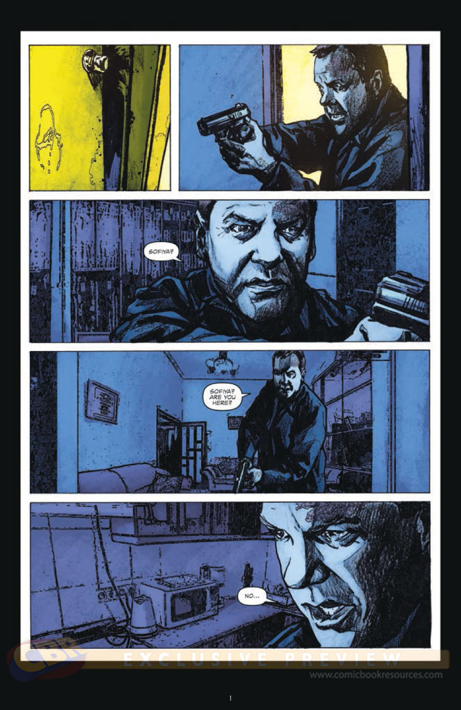 24-Underground 3_Preview Page