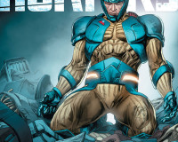 Armor Hunters #1 Review
