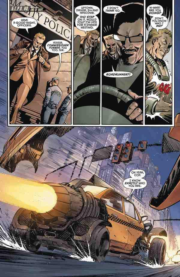 Batman Eternal #9 Preview