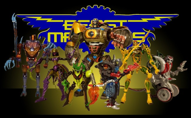 TRANSFORMERS BEAST MACHINES Receiving New DVD Release!