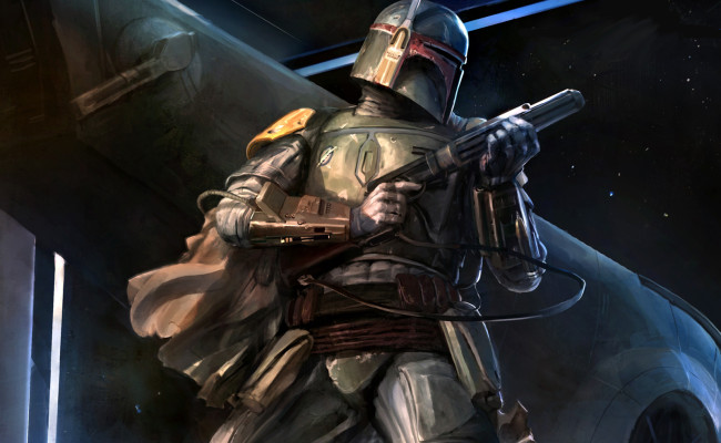 Boba Fett's Daughter is the Lead of STAR WARS: ROGUE ONE…?!