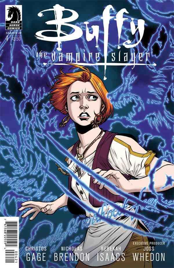 Buffy the Vampire Slayer Season 10 #4 variant