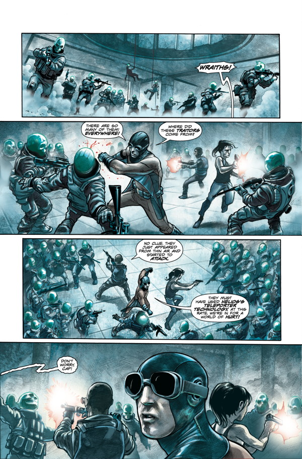 Captain Midnight 12_Preview Page