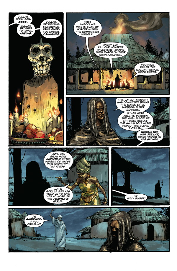 Conan the Avenger 3_Preview Page