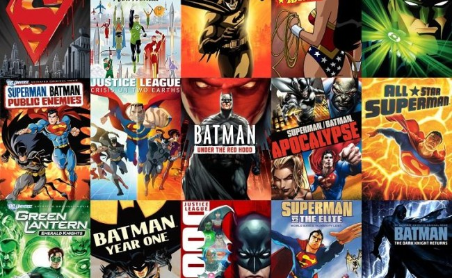 5 Graphic Novels That DC Needs to Animate