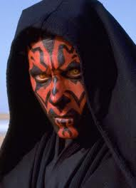 Darth Maul Mugshot