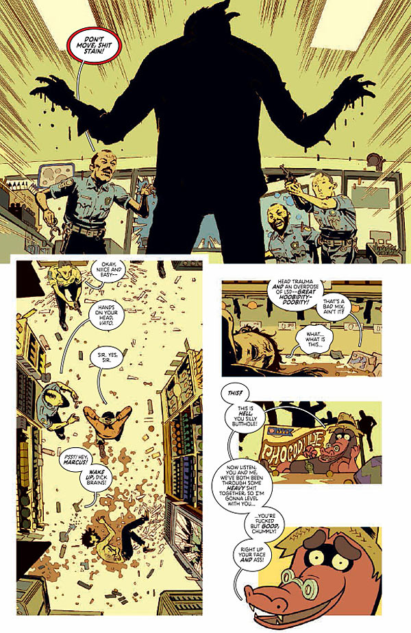 Deadly Class 6_Preview Page