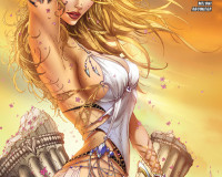 Grimm Fairy Tales presents Godstorm: Age of Darkness One-Shot Review