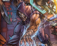 Grimm Fairy Tales presents Godstorm: Hercules Payne #3 Review