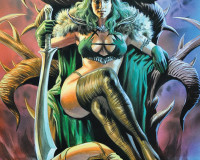 Grimm Fairy Tales presents Neverland: Age of Darkness #4 Review