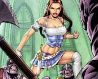 Grimm Fairy Tales presents Warlord of Oz #2 Review