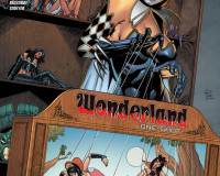 Grimm Fairy Tales presents Wonderland: Age of Darkness One-Shot Review