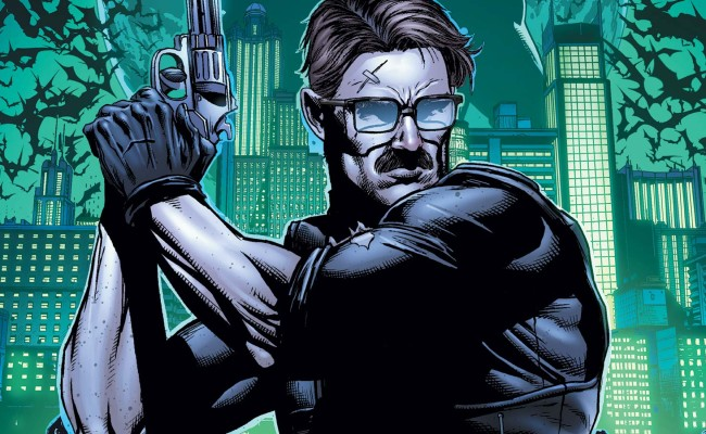 Will Commissioner Gordon Appear in BATMAN V SUPERMAN?