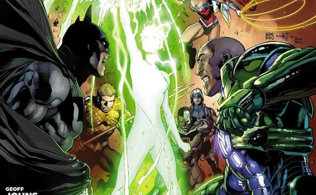 Justice League #31 Review