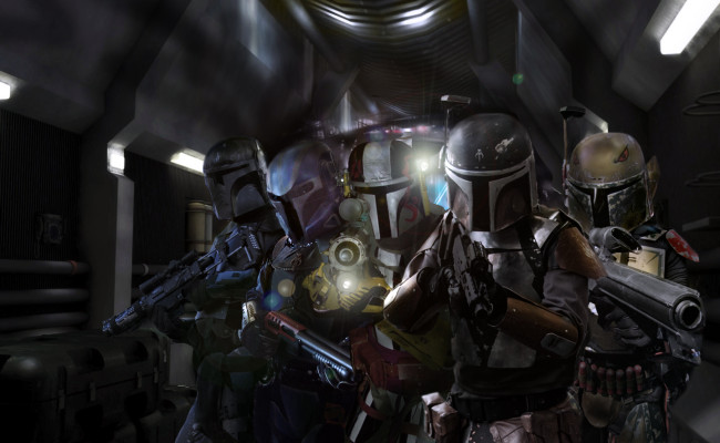 Mandalorians And Sith Witches Are STAR WARS EPISODE VII Bad Guys?