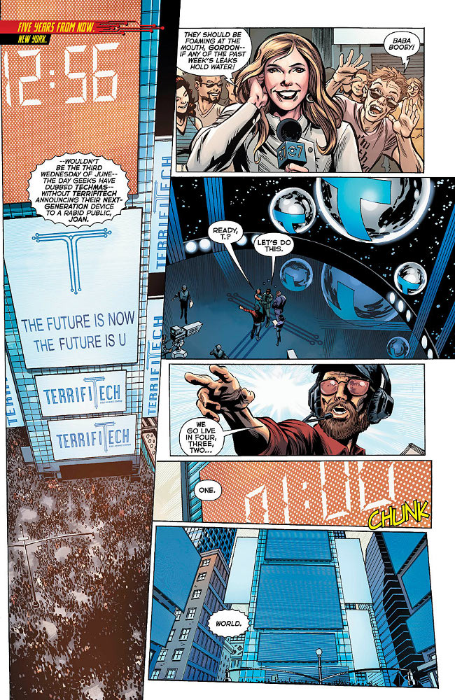 New 52-Futures End 5_Preview Page