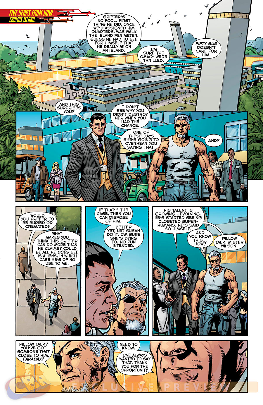 New 52-Futures End 8_Preview Page