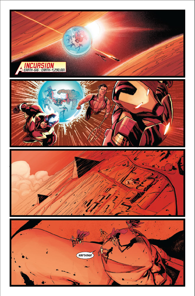 New Avengers 19_Preview Page