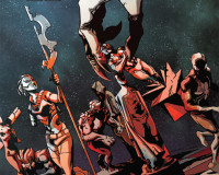 New Warriors #5 Review
