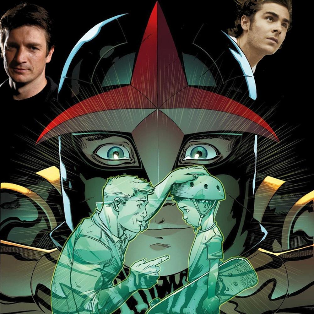 Nova with Fillion and Efron