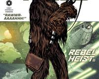 Star Wars: Rebel Heist #3 Review