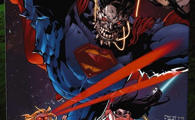 Superman/Wonder Woman #9 Review