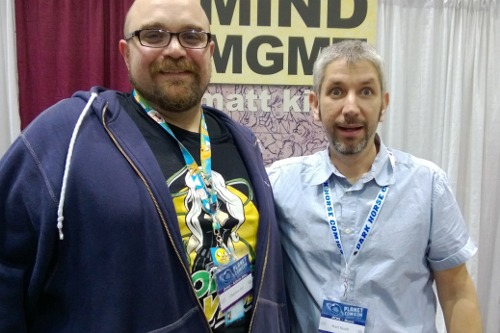 Mind MGMT - The Kindt and I