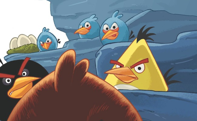 Angry Birds #1: Review
