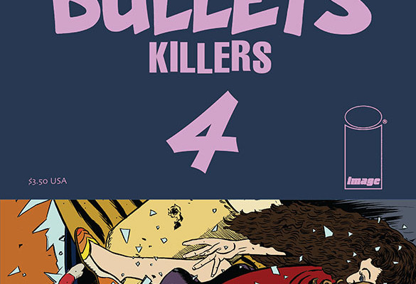 Stray Bullets: Killers #4: Reivew